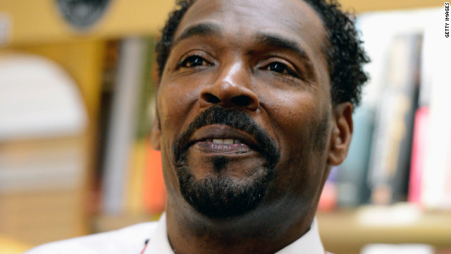 Rodney King was found dead in a swimming pool on Sunday, police said.