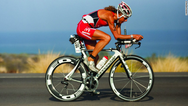 Ironman champ joins Fit Nation team