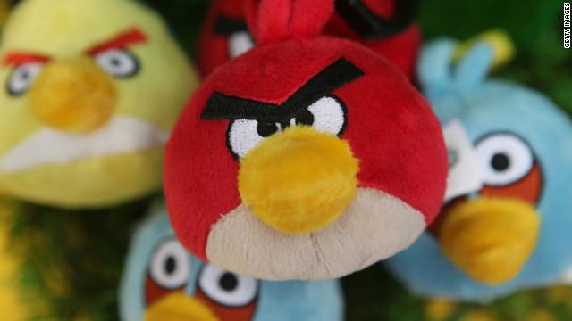 «Angry Birds» cumplirá «misión» en Marte con la NASA