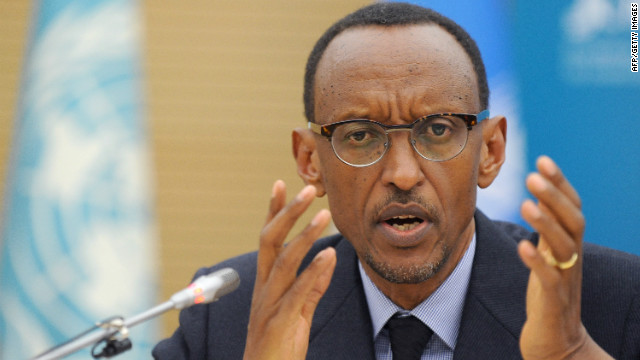 President Obama phoned Rwandan President Paul Kagame in December 2012, underscoring that any support to M23 &quot;is inconsistent with Rwanda's desire for stability and peace.&quot; Kagame denies backing M23.