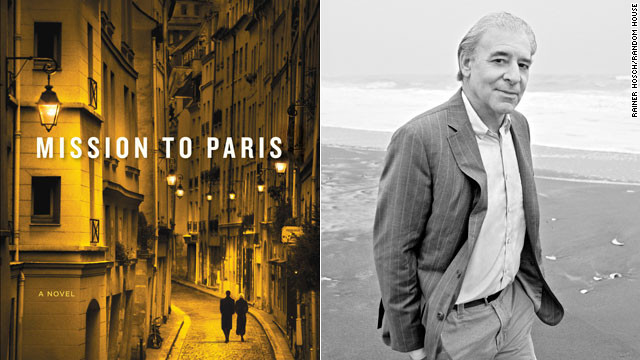 Novelist Alan Furst has a special affinity for Paris of the 1930s. 
