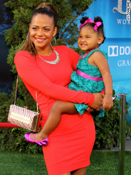 "Christina Milian attends the premiere of ""Brave."""