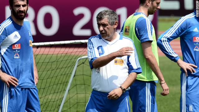 Euro clash: Greece bid to upset German favorites