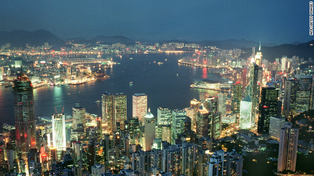 The glittering financial city of Hong Kong was handed back to Chinese rule on July 1, 1997, in a mix of nostalgia, fear, and excitement. The handover ended 156 years of British colonial rule and the British empire in Asia.