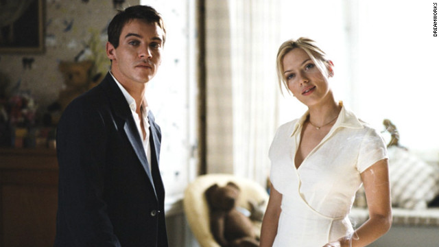 In &quot;Match Point,&quot; Scarlett Johansson plays an American actress involved in a volatile affair with a social-climbing tennis player played by Jonathan Rhys-Meyers.