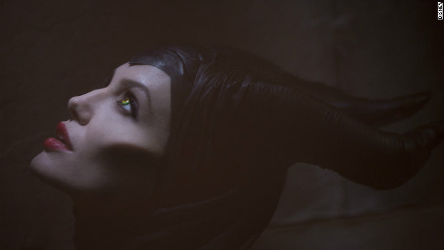 Photo: Angelina Jolie as &#039;Maleficent&#039;