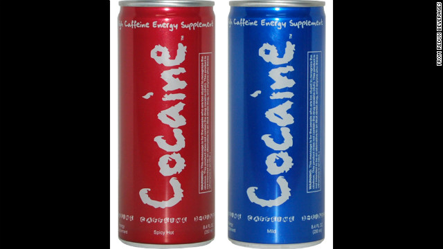 The makers of Cocaine energy drink were forced to pull their product off store shelves due to controversy surrounding its name in 2007. The U.S. Food and Drug Administration had warned the company against marketing a product which makes reference to an illegal drug.