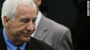 Sandusky's son fits pattern of other alleged victims