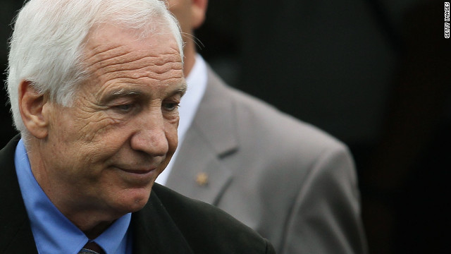 Adopted son says Jerry Sandusky molested him