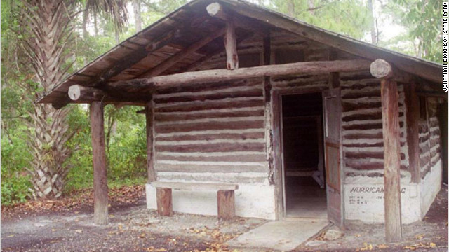 Trapper Nelson lived among the swamps and mangroves of the Loxahatchee River, in northern Palm Beach County. The local legend's cabin is open to visitors.