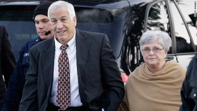  Cindy Cristian says the Sandusky trial is a reminder to parents to create an open environment for discussion of all subjects