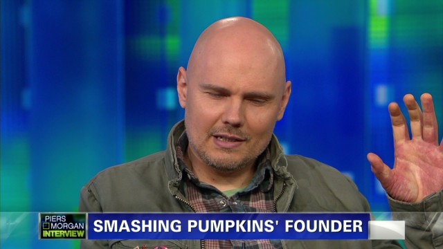 "Ford Morgan Hill >> Billy Corgan on Barack Obama: ""He ran on a moral compass"