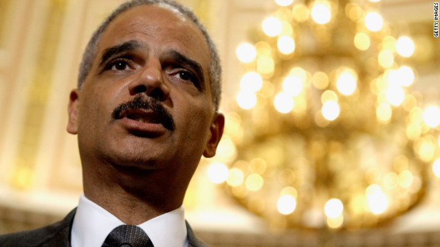 Attorney General Eric Holder is facing a possible contempt of Congress vote if no compromise can be worked out.
