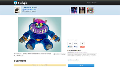 Adidas Shackle Sneakers Totally Looks Like My Pet Monster