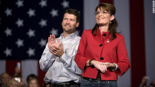 Todd Palin to earn his 'Stripes' in NBC show