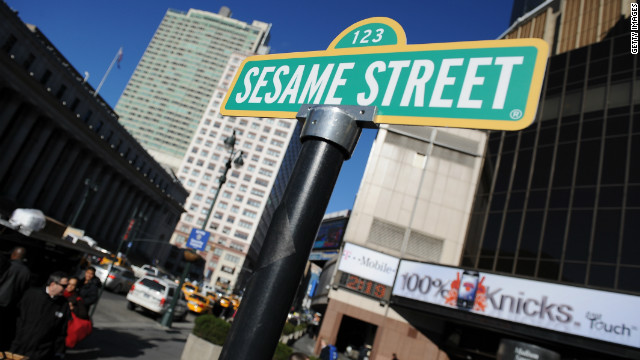 'Sesame Street' movie on the way?