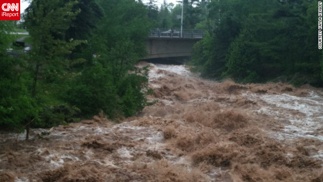 Duluth flash flooding destroys roads, leads to zoo animal drownings