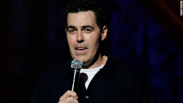 Adam Carolla: Female comedy writers 'always the least funny'