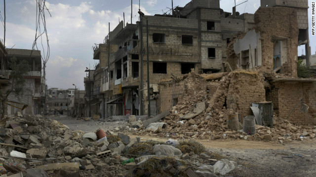 Syria tragedy a turning point for West