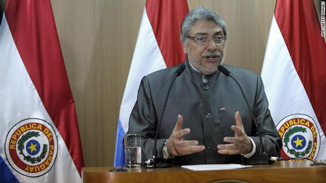 El presidente de Paraguay Fernando Lugo podría enfrentar un juicio político