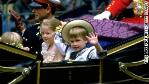 Prince William: 30 years in photos