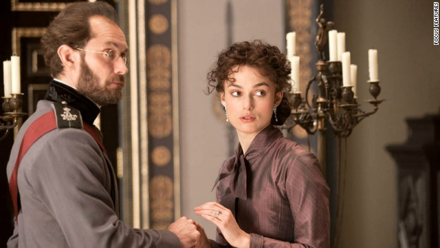 Trailer Park: Keira Knightley as Anna Karenina
