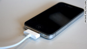 Team hacks iPhone through charger