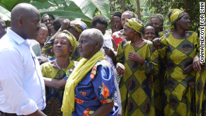 Grandmothers in Jackson Kaguri\'s former village urged him to do more to help. He didn\'t want to let them down.