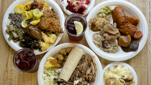 Barbecue Digest: Bar-B-Que buffet