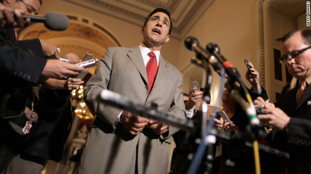 House Oversight Chair Darrell Issa, R-California, questions Obama's assertion of executive privilege in the Fast and Furious probe