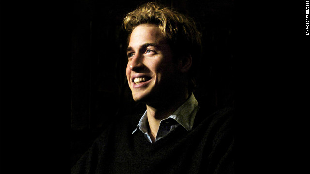 Photos: Prince William through the years
