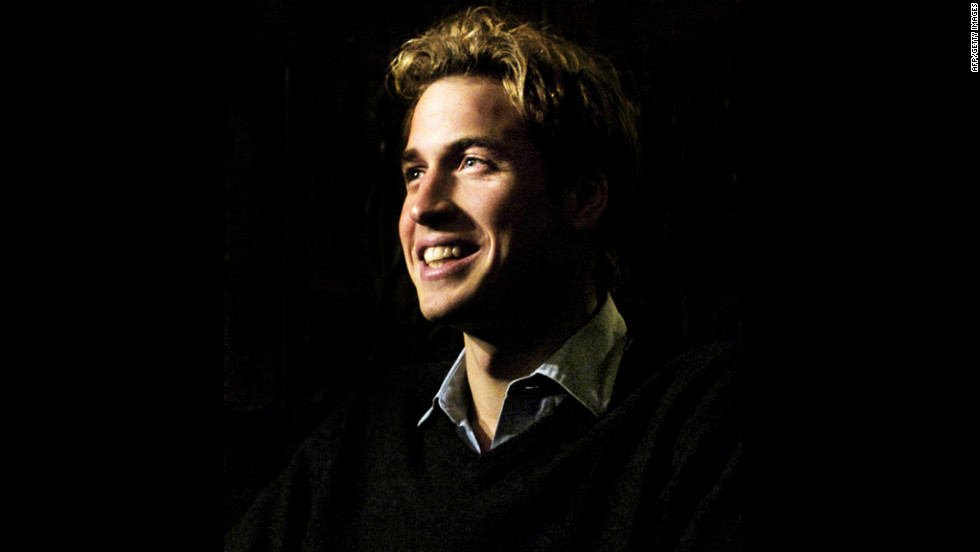 As the first-born child to the late Princess Diana and the Prince of Wales and second in line to the British throne, Prince Wiliiam has never been far from the public eye. He's seen here in 2004. Click through the gallery for a look back at every year of his life so far.