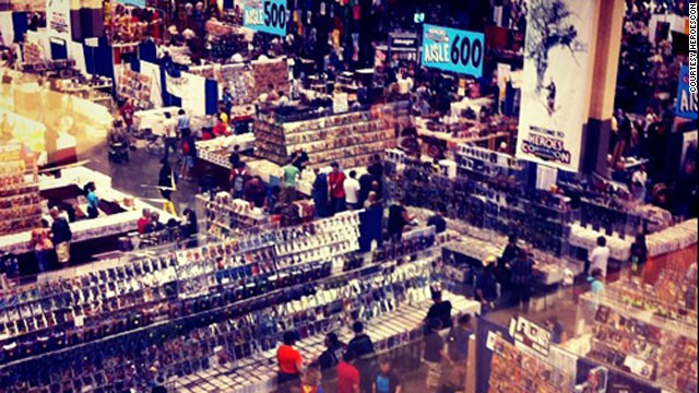 The best comic convention you've never attended