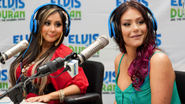 Snooki and JWOWW are just like Laverne and Shirley, producer says