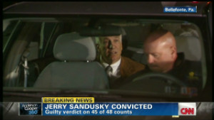 Sandusky found guilty on child sex abuse charges; appeal expected ...