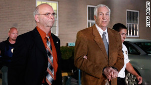 Jury finds Jerry Sandusky guilty on dozens of child sex abuse charges
