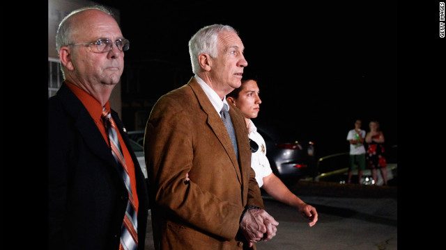 Jury finds Jerry Sandusky guilty on dozens of child sex abuse ...