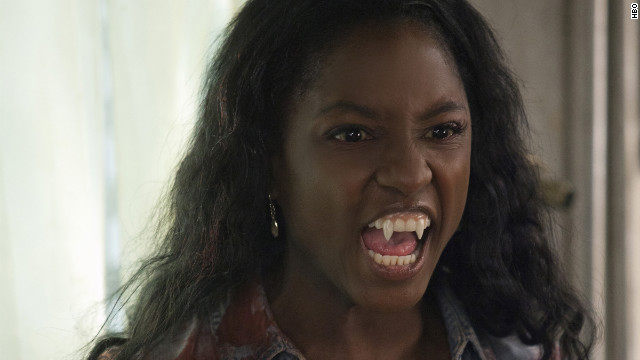 'Humility is for humans' on 'True Blood'