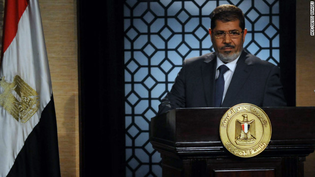 The words and actions of Egyptian President-elect Mohamed Morsi must be closely followed, Frida Ghitis says.