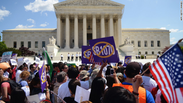 Analysis: Five things we learned from Supreme Court's immigration ruling