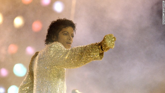 Photos: Michael Jackson, King of Pop