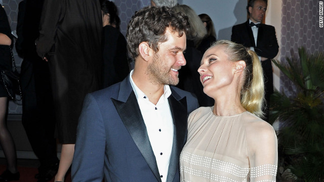 A wedding for Joshua Jackson, Diane Kruger? 'Never say never'