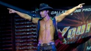 "Matthew McConaughey is out of 2015's ""Magic Mike"" sequel, according to the film's director."