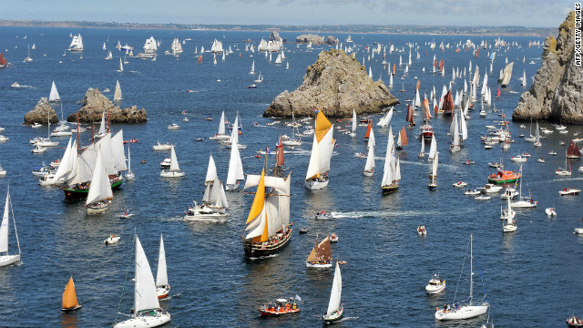 Sailing ahead: Why Brest is best