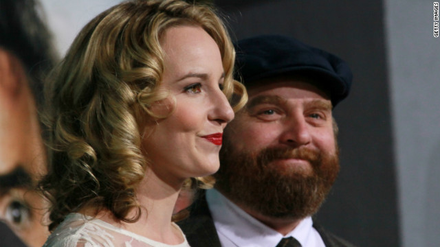 Report: Is Zach Galifianakis engaged?