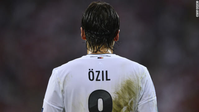 Playmaker Mesut Ozil is the poster boy for Germany's new exuberant style of football. After years of play based on similar values to England, a review of youth development and coaching in the late 1990s has produced a wealth of new talent, whose energy and dynamism is providing a challenge to world champions Spain.