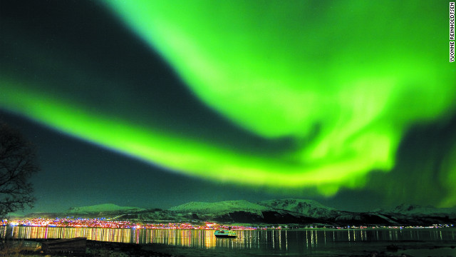 Head to Scandinavia for a chance to see the most dazzling light display on Earth.