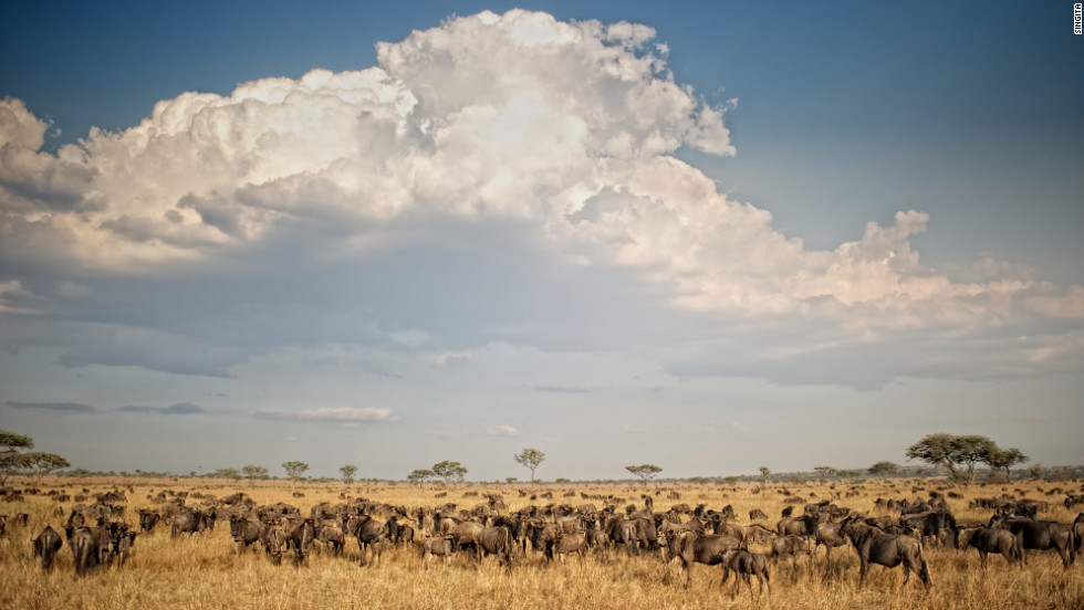 La gran migración, África Oriental