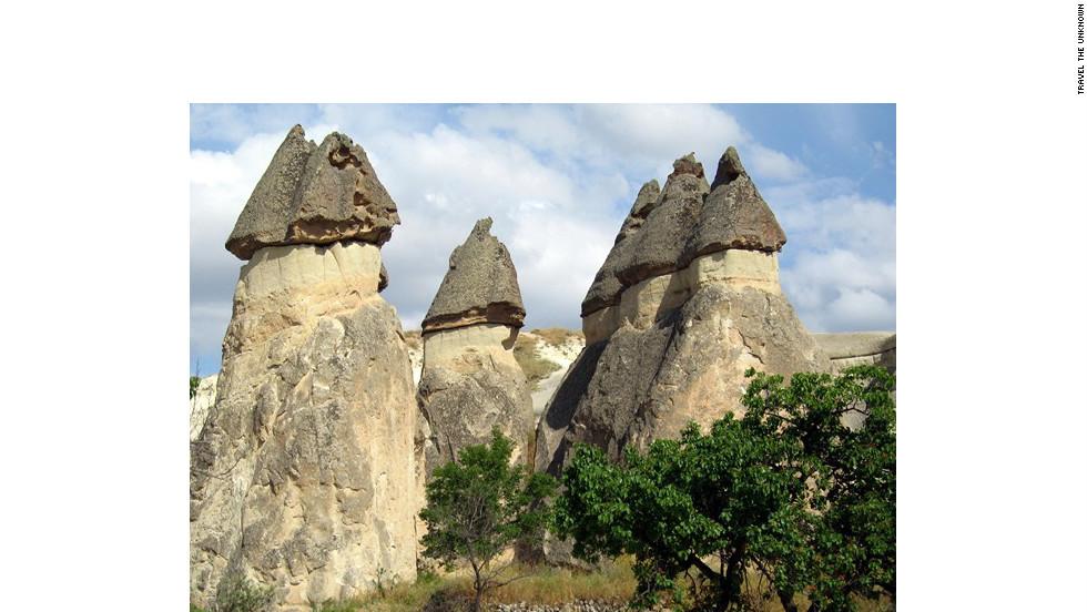 Chimenea de hadas, Capadocia, Turquía