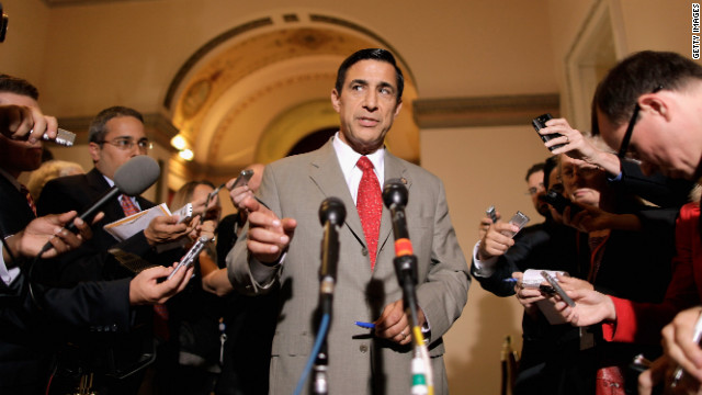 Rep. Darrell Issa insists that Attorney General Eric Holder needs to hand over more documents about the Fast and Furious operation.